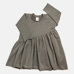 BEVEL DRESS green | BOOSO