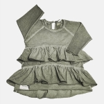 CLUB dress dark green | BOOSO