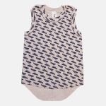 ATLETICO RB top beige/blue | BOOSO