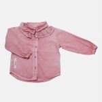 COLLAR shirt light pink | BOOSO