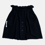 LONG skirt black | BOOSO