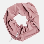TWISTED TUBE SCARF dusty pink | BOOSO