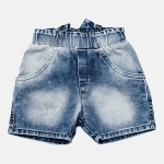 JEANS shorts jeans blue | BOOSO