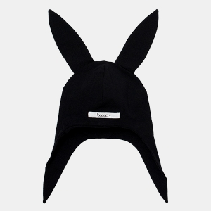BUNNY hat black | BOOSO