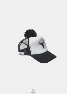 BISON cap black | BOOSO