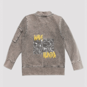 WAVE HUNTER bomber jacket | MINIKID