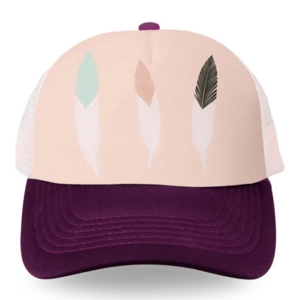 FEATHERS kids cap | DASHKI