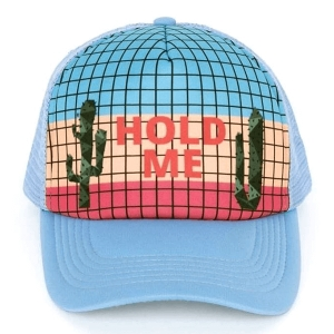 HOLD ME kids cap | DASHKI