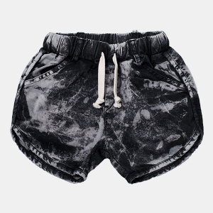 ACID shorts black/gray | BOOSO
