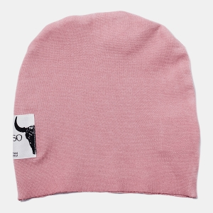 SAND beanie light pink | BOOSO